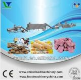 Inflating Extrusion Snacks Food Corn Puff Processing Line
