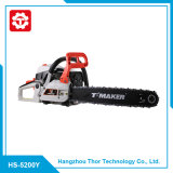 52cc Personalized Cheap Chainsaw Performance Parts 5200y