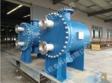 Fully Welded Shell and Plate Heat Exchanger for Petrochemical Metallurgy Pharmaceutical and Waste Incineration Treatment