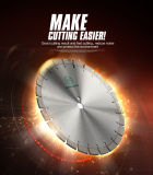 Diamond Circular Saw Blade for Stone Cutting - Diamond Segmented Cutting Tools for Marble and Granite Processing