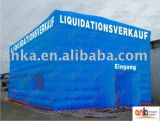 Giant Cube Inflatable Tent for Outdoor Celebration