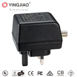 Exclusive Design 7W AC DC Linear Power Adapter for CATV