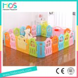 Indoor Plastic Baby Game Fence for Family Use (HBS17037A)