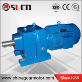 Inline Shaft Foot Mounted R Series Helical Gear Reduction Boxes