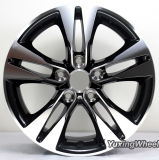 16 Inch Car Aluminum Wheels Alloy Wheel for Toyota with DOT