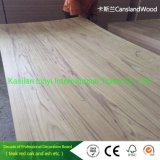 1220X2440mm Teak Fancy Plywood Hardwood Core to Dubai, India