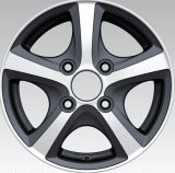 F80839 Alloy Wheel/Car Alloy Wheel with 18X8 5X112/114.3