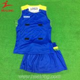 Healong Blue and White Customized Tennis Dresses Skirts Clothes for Women