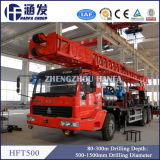 Truck Mounted Drilling Rig for Sale (HFT500)