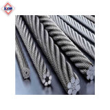 High Quality Tower Crane Machinery Spare Parts Wire Rope Price
