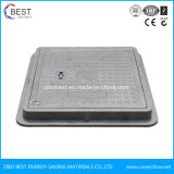 Made in China En124 A15 Square 400X400mm GRP Manhole Cover