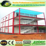 Foldable Prefabricated Prefab Container Portacabin Shop / Container House / Home / Office
