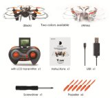 0756s-2.4G RC Hexacopter 2.0MP Camera 6 Axis Gyro Compass Mode UFO
