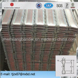 Factory Direct Sales Mild Steel Serrated I Section Type Steel Flat Bar Sizes as Steel Grating Material