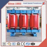 Epoxy Resin Cast 10kv 30-2500kVA 3 Phase Power Frequency Electric Transformer Dyn11 Yyn0