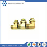 Brass Female Threaded Hose Barbed Pipe Nozzles Fittings