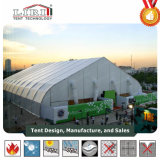 Hot Sale 40X60m TFS Aluminum Curve Tent for Sports Hall