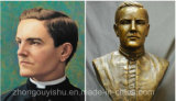 Bronze Bust of Father Mcgivney