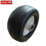 6 Inch Hemispherical Solid Rubber Wheel for Toy Cars