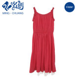 Ladies Sexy Strap Bead Embroidered Long Skinny Knit Beach Dress