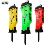Cat Jcb Excavator Hydraulic Breaker Manufacturer in China