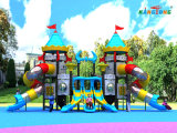 Kids Plastic Slide, Outdoor Children Playground, Outdoor Playground Set Kl-2016-B003