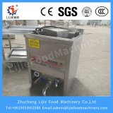 Small Manual Model Stainless Steel Electric Deep Fryer Machine