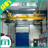 Industry Application Lx Model Single Beam Suspension Crane