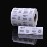 Factory 4X6 Custom Size Direct Thermal Transfer A4 Letter Size Shipping Address Label Sticker