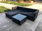 Smartness Furniture 3PCS Rattan Lounger Set
