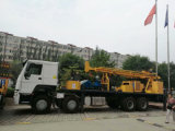 Deep Hole Truck Mounted Borehole Water Well Drilling Machine with Hydraulic Support Legs