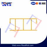 Scaffold Guardrail/ Scaffolding Frame Guard Rail