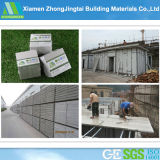 Partition Fire Resistant Fiber Cement EPS Cement Sandwich Panel