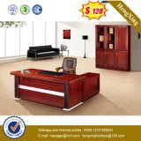 Cheap Adjustable L Shape Laminated Home Modern New MDF Office Furniture (d17)