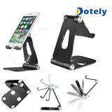 Adjustable Aluminum Foldable Desktop Desk Table Stand Holder for iPad Cell Phone