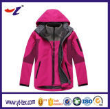 Ladies Jacket with Breathable and Waterproof for Outside Wear