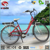 Wholesale 250W Electric City Dirt Bike Lithium Battery Bicycle