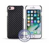 Spring Small MOQ and Short Delivery Time Carbon Fiber Phone Case for iPhone 7 2017