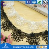 Cheap Polyester Silk Water Soluble Embroidery Lace Dress Skirt Decoration Accessories