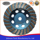 Od115mm Diamond Turbo Cup Wheel for Stone