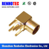 MCX Connector RF Connector for PCB, 90/180degree (RH-IO-0013)