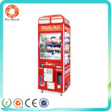Arcade Coin Operated England Style Toy Crane Claw Vending Game Machine