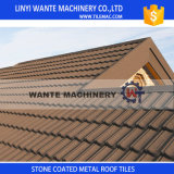 Wante Excellent Price Metal Roof Materials Stone Coated Roof Tiles