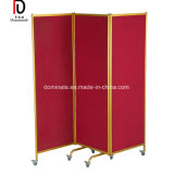 Cheap Durable Mobile Screen for Hotel/Restaurant/Banquet/Home/Office/Bedroom/Wedding/Bathroom