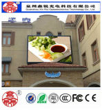 HD P6 Outdoor LED Display Good Quality Full Color for Advertisement