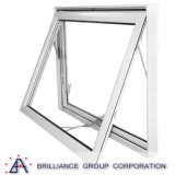 Double Glazed Insulated Aluminum Alloy Window Hot Sale Double Glazed Aluminum Window Rubber Seal