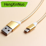 Metal Hose Protection for Micro USB Cablecharger USB Data Cable