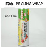 Stretch Film Type for Food Wrapping PE Cling Film