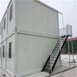 Prefabricated Portable Container Cabin From China
