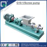 Stainless Steel Sanitary Screw Pump Price/Screw Mortar Pump